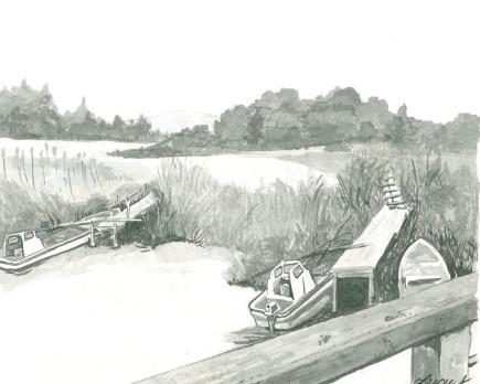 Shoreline - Ink