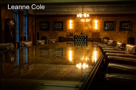 Boardroom by LeanneCole