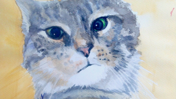 Chester's Portrait sold to Megan