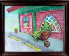 Paint Historic Waxahachie 2013