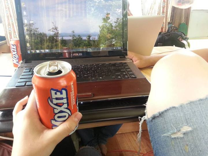 Surviving with Moxie