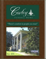 Corley Book Cover