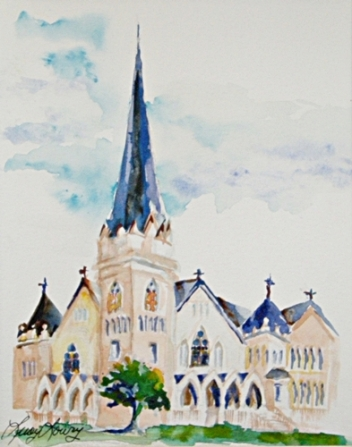 Small Town Tall Spires