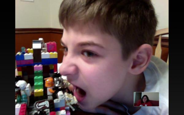 I love Legos! Delicious!