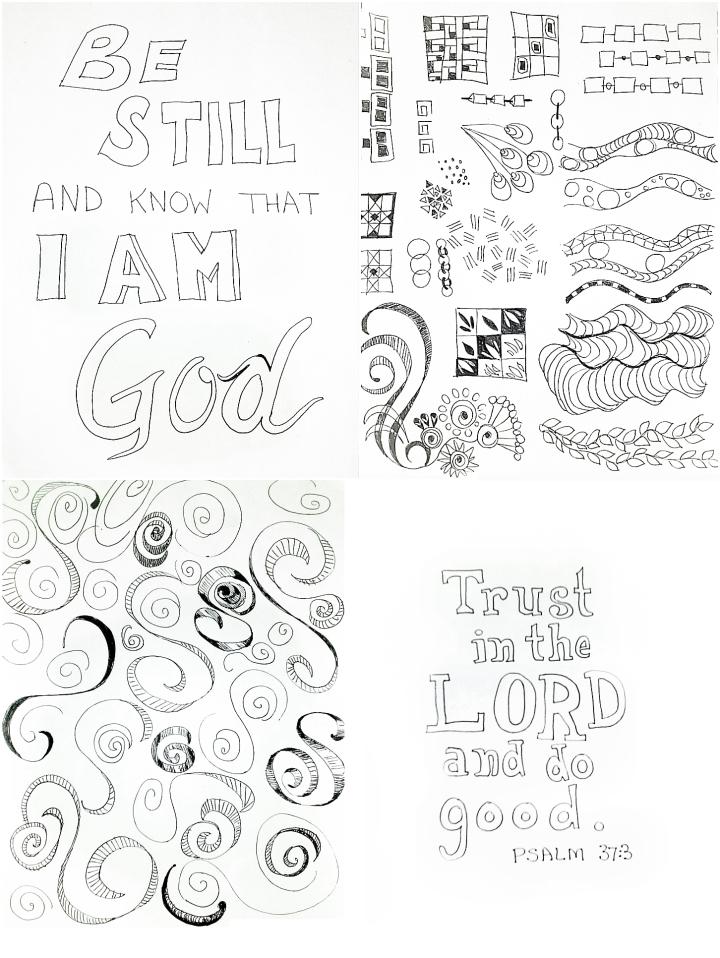 4 doodles 2