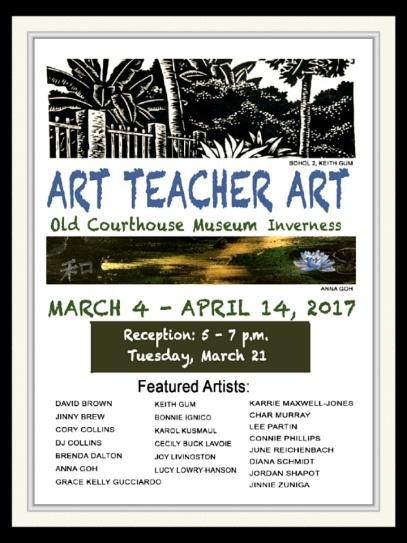 Art Teacher Art 2017